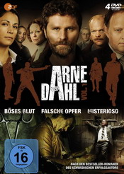 multimedia - ARNE DAHL - Vol.1 [4DVD / Blu-ray]