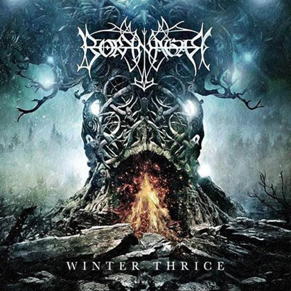 BORKNAGAR: Winter Thrice - Review