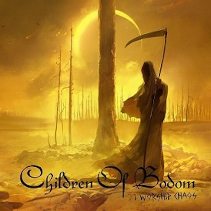 CHILDREN OF BODOM: I worship chaos - Review