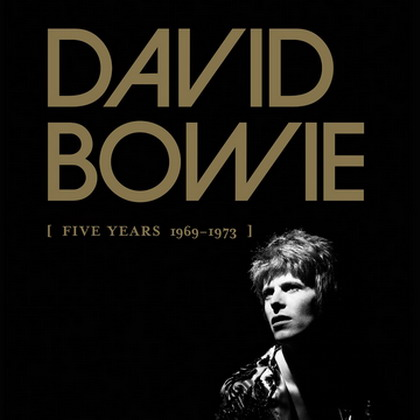 DAVID BOWIE: Five Years (1969-1973) [CD-Box] - Review