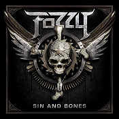 cdreview - FOZZY: Sin And Bones