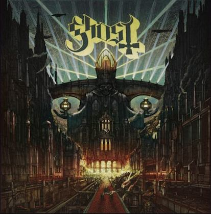 GHOST: Meliora - Review