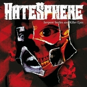 cdreview - HATESPHERE: Serpent Smiles And Killer Eyes