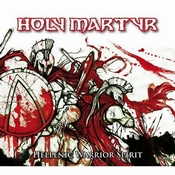 cdreview - HOLY MARTYR: Hellenic Warrior Spirit