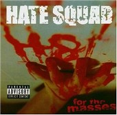 cdreview - HATE SQUAD: H8 For The Masses