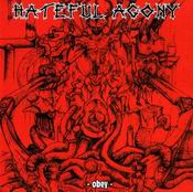 cdreview - HATEFUL AGONY: Obey
