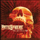 cdreview - HATESPHERE: The Killing EP