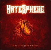 cdreview - HATESPHERE: The Sickness Within