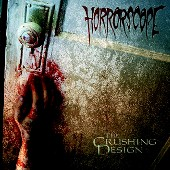 cdreview - HORRORSCOPE: The Crushing Design