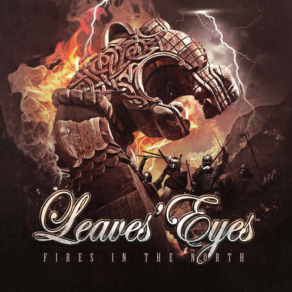 LEAVES´ EYES: Fires In The North [EP] - Review