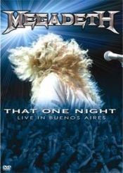 multimedia - MEGADETH: That One Night - Live In Buenos Aires [DVD-Import]