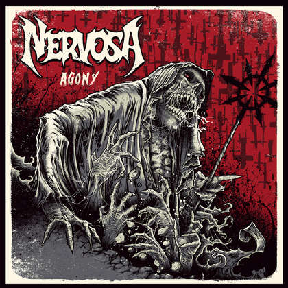 NERVOSA: Agony - Review