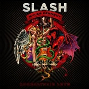 cdreview - SLASH: Apocalyptic Love