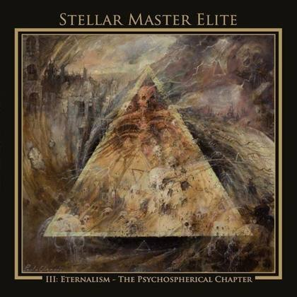 STELLAR MASTER ELITE: III: Eternalism - The Psychospherical Chapter - Review