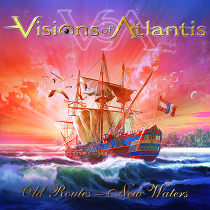 VISIONS OF ATLANTIS: Old Routes - New Waters [EP] - Review