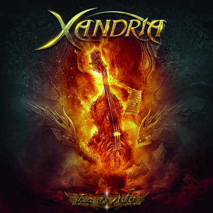XANDRIA: Fire & Ashes [EP] - Review