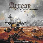 cdreview - AYREON: The Universal Migrator Part I & II Special Edition [2-CD]