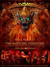 multimedia - GAMMA RAY: Hell Yeah!!! The Awesome Foursome