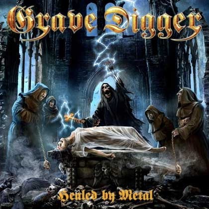 GRAVE DIGGER: Healed By Metal - Review