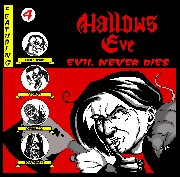 cdreview - HALLOWS EVE: Evil Never Dies (US-Import)