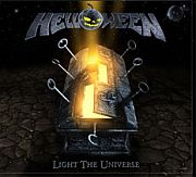 cdreview - HELLOWEEN: Light The Universe (Maxi-CD)