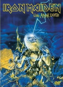 multimedia - IRON MAIDEN: Live After Death (DVD)