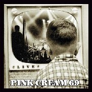 cdreview - PINK CREAM 69: Live (Re-Release)