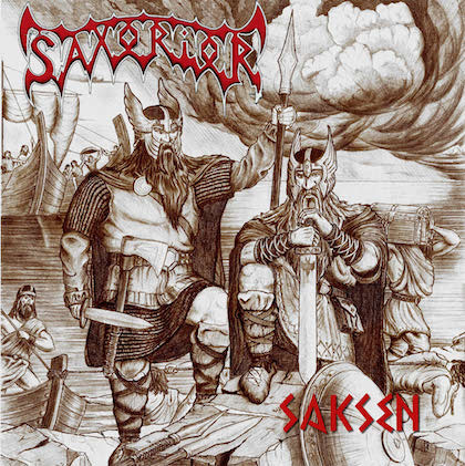 SAXORIOR: Saksen - Review