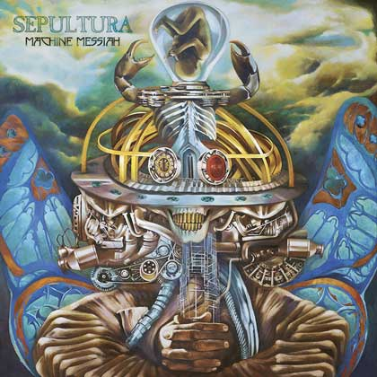 SEPULTURA: Machine Messiah - Review