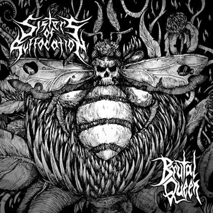 SISTERS OF SUFFOCATION: Brutal Queen [EP] [Re-Release] - Review