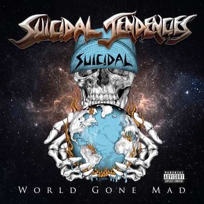 SUICIDAL TENDENCIES: World Gone Mad - Review