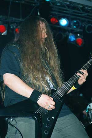 Mirror of Deception live auf dem Doom Shall Rise 2005
