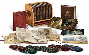 Mittelerde Ultimate Collectors Edition (c) Warner