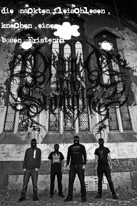 DRAGGED INTO SUNLIGHT Interview 2013 - Foto (c) Prosthetic Records