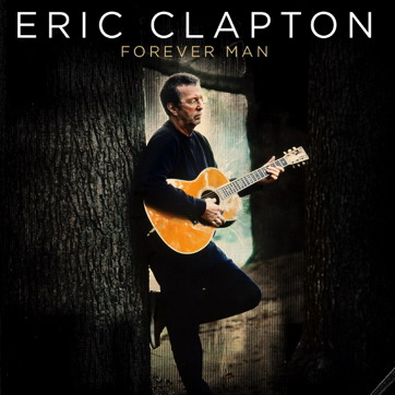 ERIC CLAPTON - Forever Man-Cover (c) Reprise Records/Warner Music