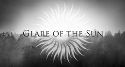 GLARE OF THE SUN - Logo 2017 (c) Lifeforce Records