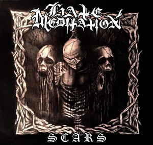 HATE MEDITATION Scars CD Cover (c)PR