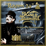 KING DIAMOND & VOLBEAT: Grammy Nominierung (c) Metalblade