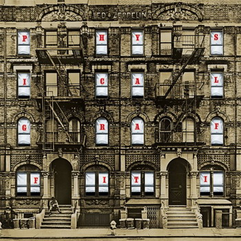 LED ZEPPELIN: Physical Graffiti-Cover (c) Atlantic/Swan Song