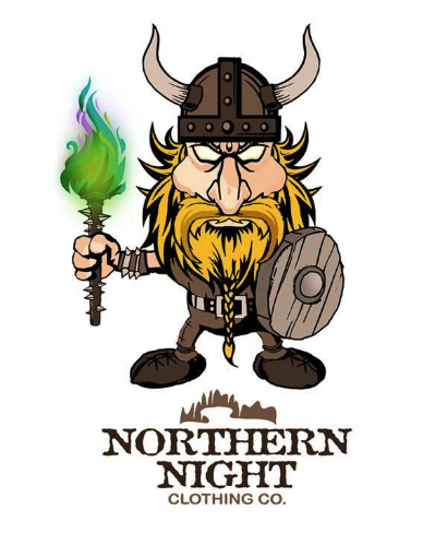 """NORTHERNNIGHT_LOGO_©northernnightclothingco"""