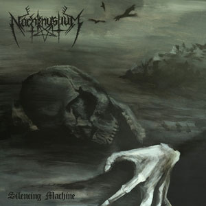 NACHTMYSTIUM  Silencing Machine CD Cover (c)PR