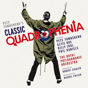 PETE TOWNSHEND - Classic Quadrophonia-Cover (c) Universal Music