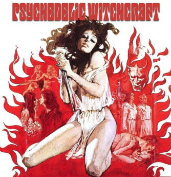 PSYCHEDELIC WITCHCRAFT - Promobild 2015 (c) Psychedelic Witchcraft