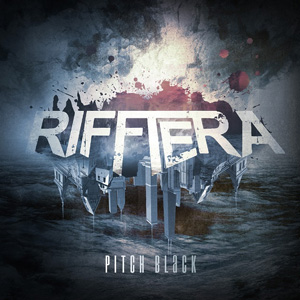 RIFFTERA Pitch Black Cd Cover (c)PR