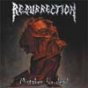 Cd-Cover RESSURRECTION Mistaken for dead (Foto: Massacre Records)