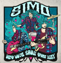SIMO - Let Love Show The Way (c) Mascot Records