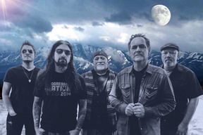 THE NEAL MORSE BAND - Promobild 2016 (c) Radiant_Records