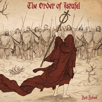 THE ORDER OF ISRAFEL - Red Robes-Cover (c) Napalm Records