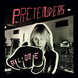 THE PRETENDERS - Alone-Cover (c) BMG Records