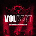 VOLBEAT Live From Beyond Hell / Above Heaven CD Cover (c)PR